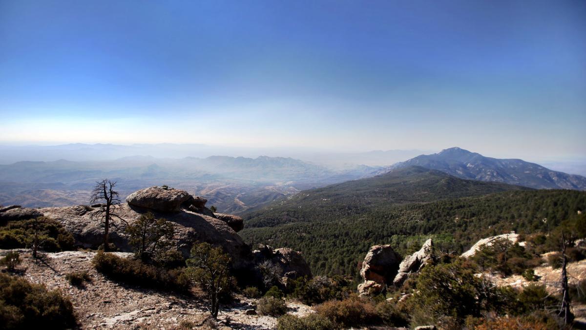 Mica Mountain / Rincon Peak