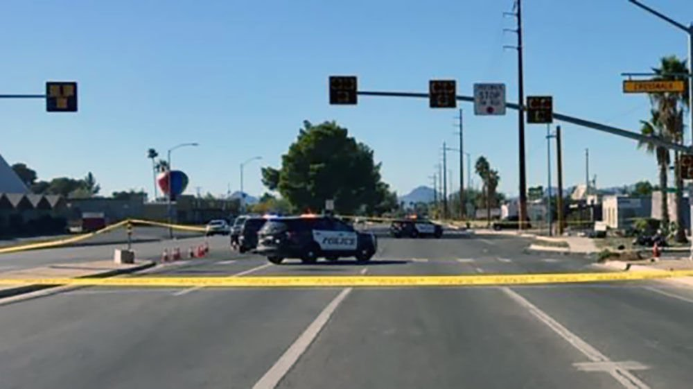 Motorcyclist killed in crash on Tucson's east side