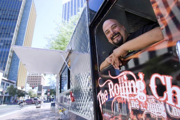 Mobile eateries put dreams on wheels