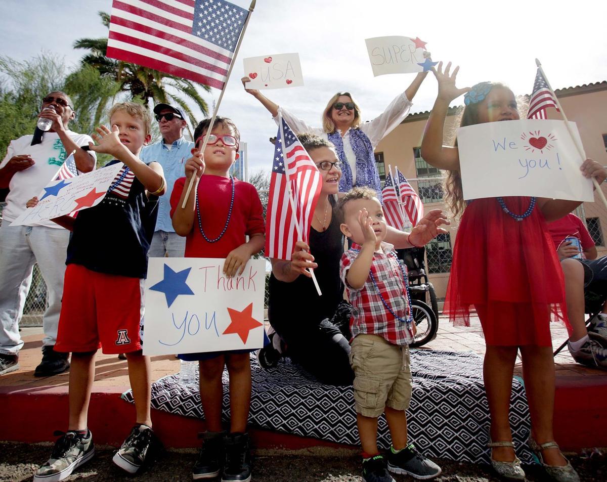 2017 Tucson Veterans Day Parade