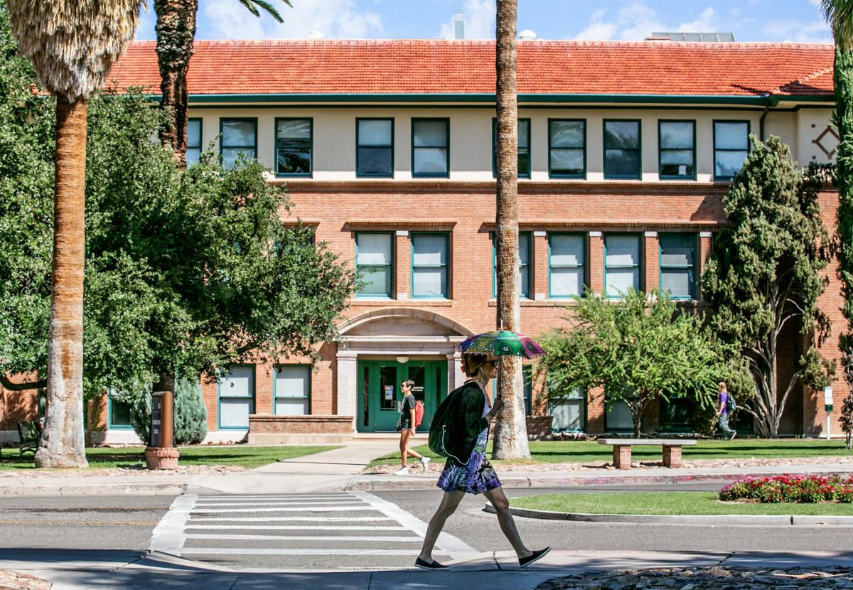 University of Arizona campus (copy)