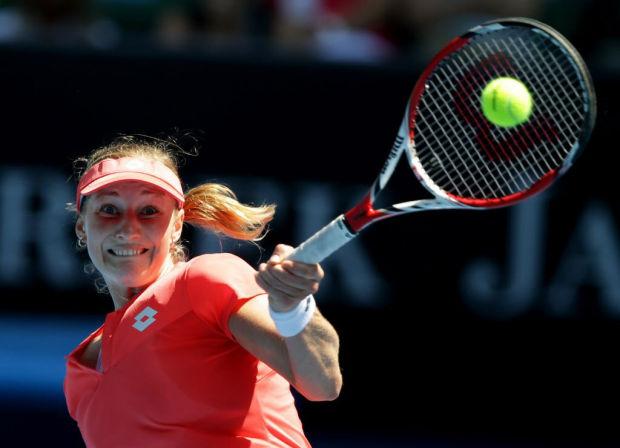 Australian Open: Makarova knocks out 5th-seeded Kerber