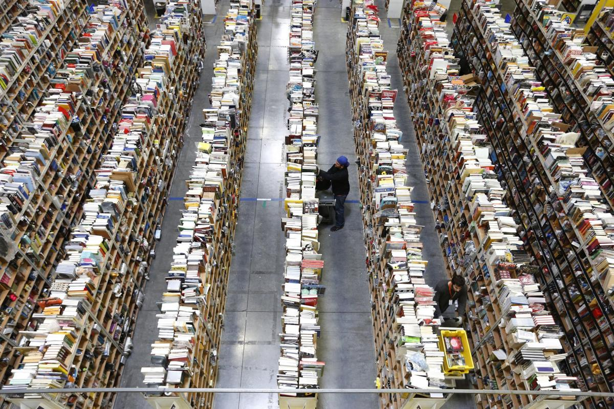 Amazon Fulfillment Center (copy)