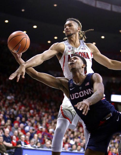UConn Arizona Basketball