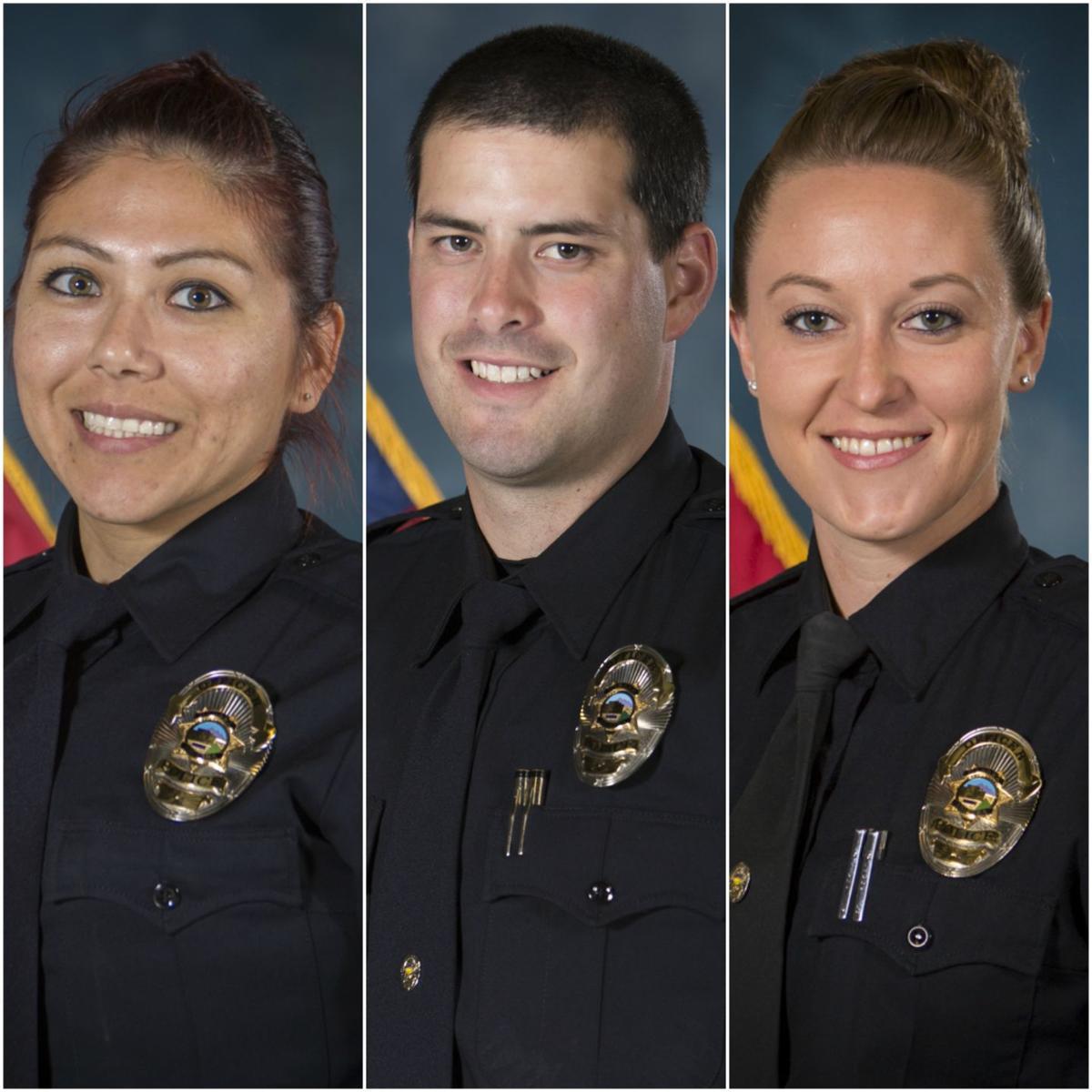 Former Marana cops