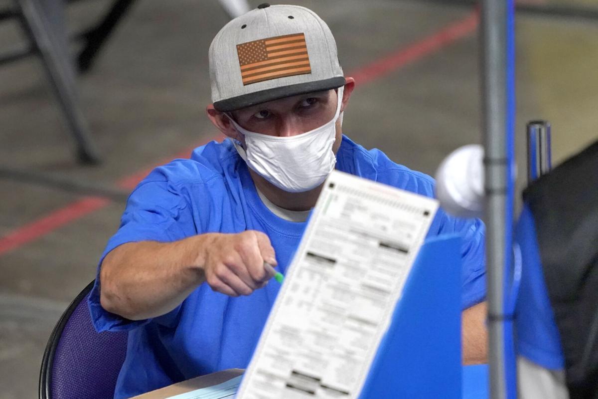 Election 2020 Arizona Audit