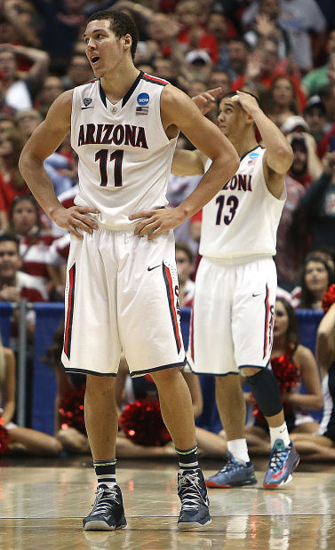 NCAA Tournament: Arizona vs. Wisconsin