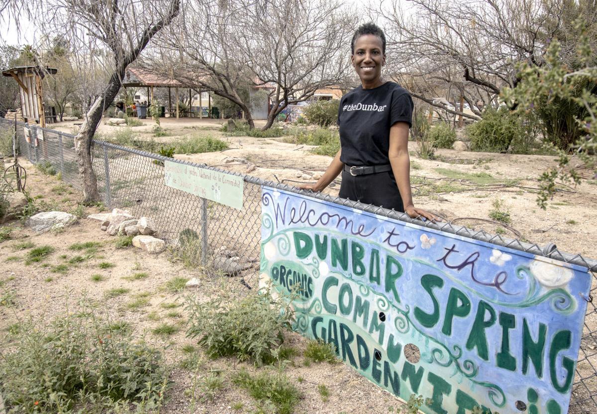 Dunbar Spring Community Garden