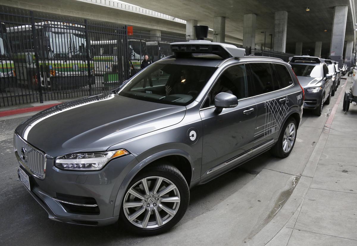 Uber Self Driving Cars (copy)