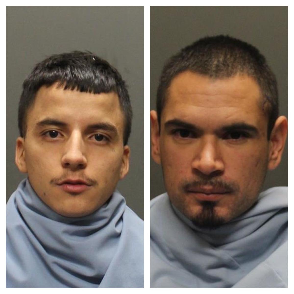 Homicide arrests