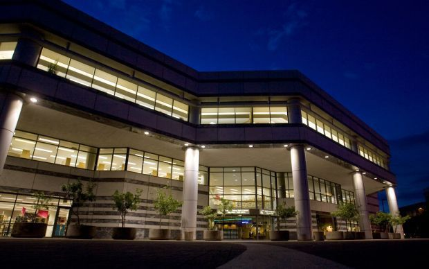 Joel D. Valdez Library