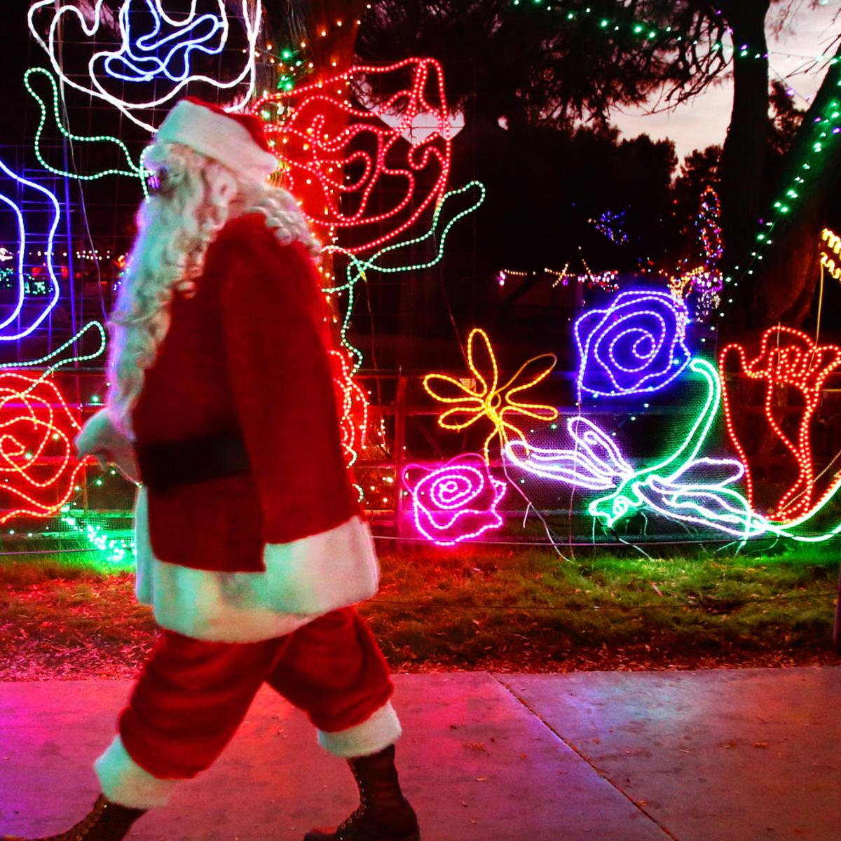 The Christmas List.An Updated List Of All The Christmas Things To Do In Tucson