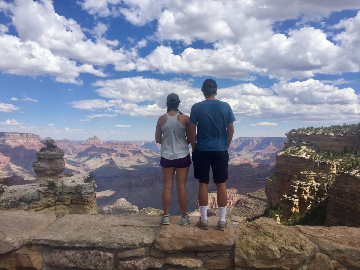 Grand Canyon visitors