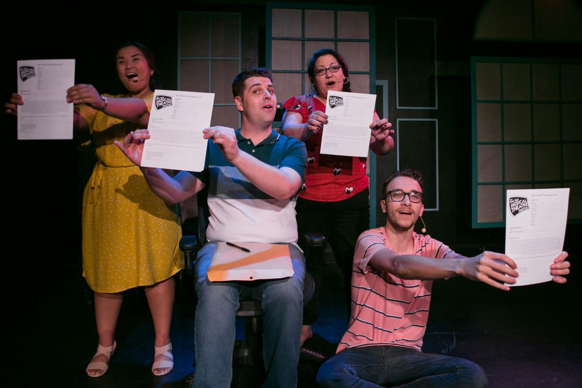 New Tucson theater company shows it's ready for the big time with '[title of show]'