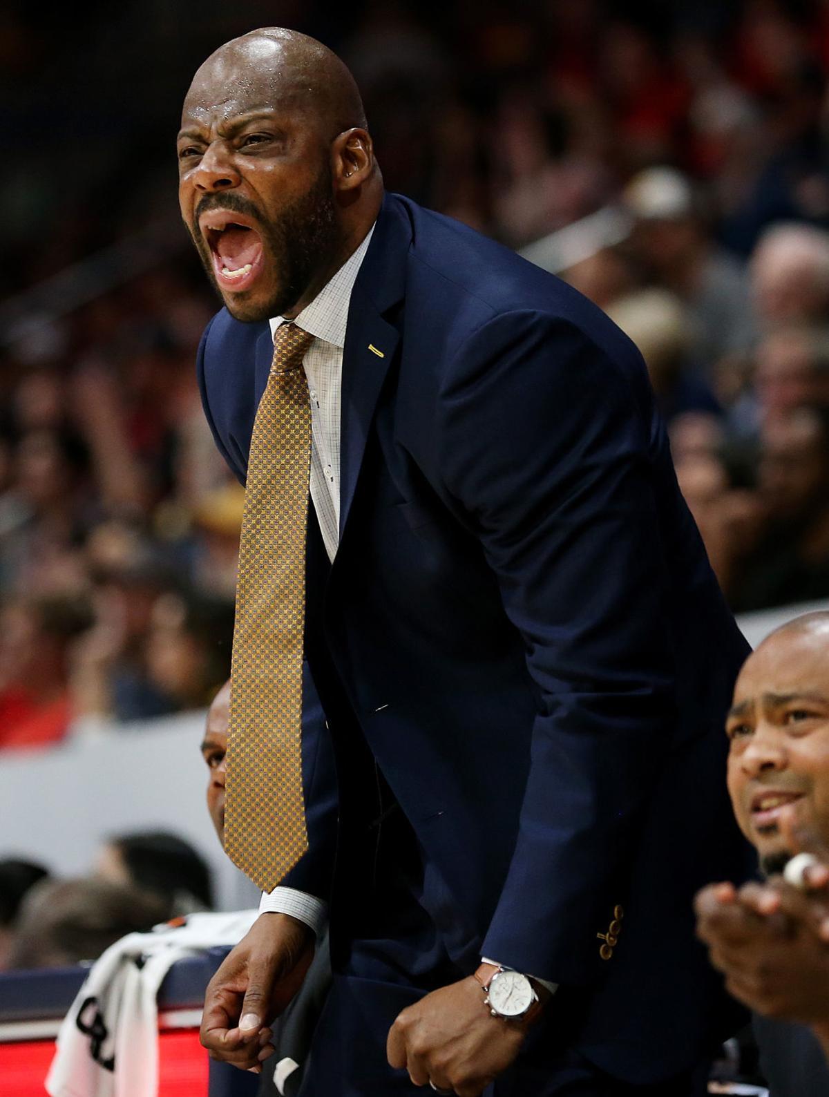 Arizona Wildcats vs. Cal Golden Bears men's college basketball (copy)