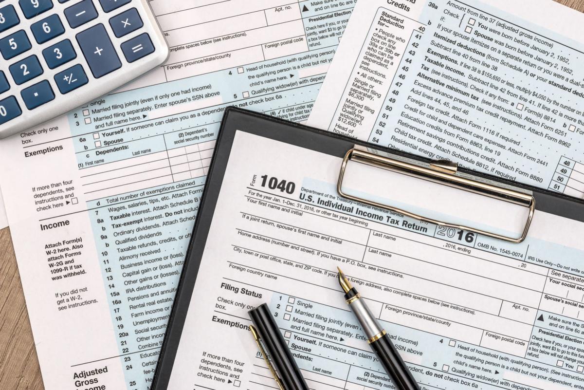 VITA tax preparation program (copy)