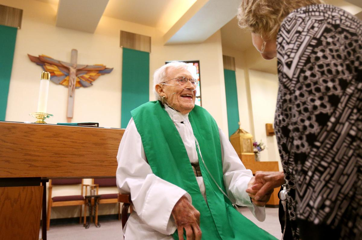 For Longtime Tucson Catholic Priest A Reluctant Retirement Local