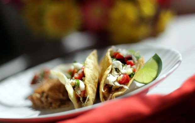 Got leftovers? Make carnitas