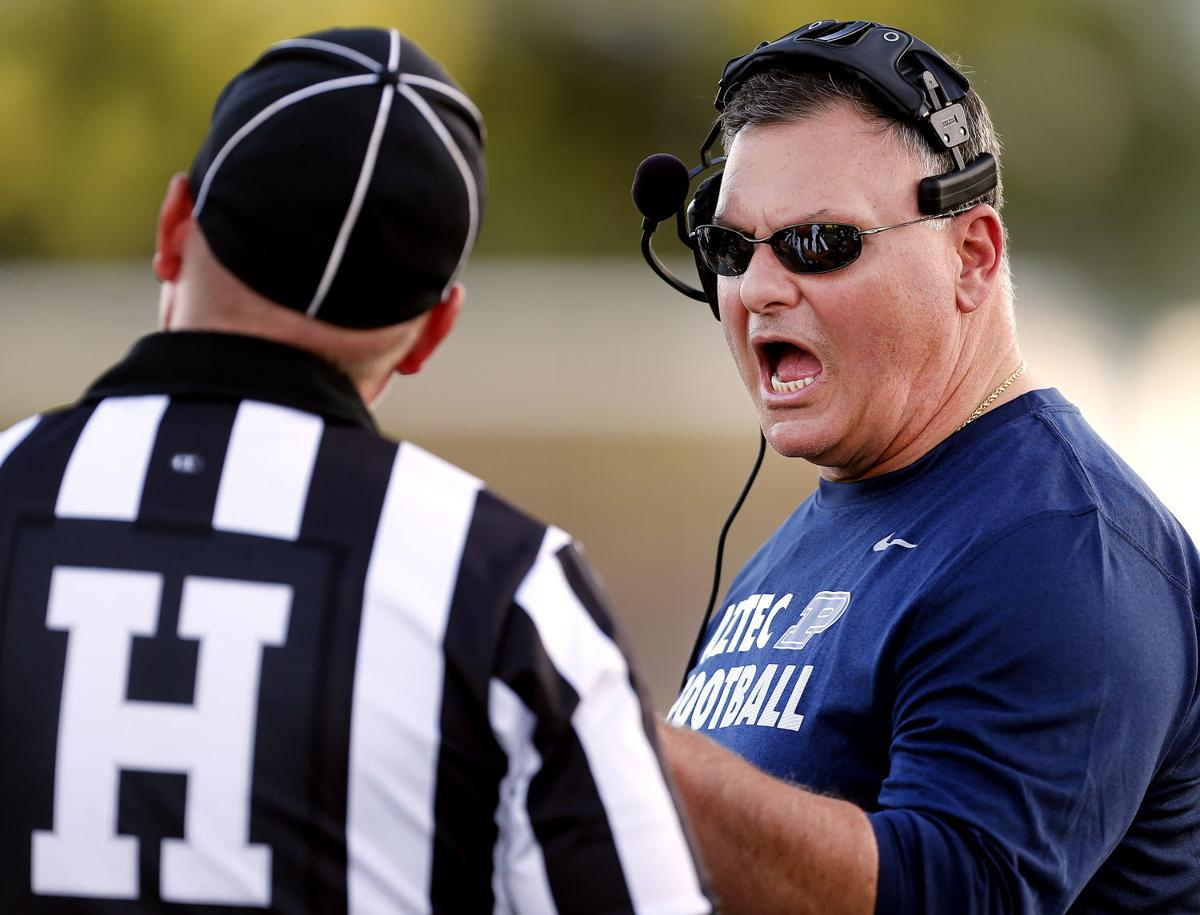 Talented Pima football team prepping for brutal schedule