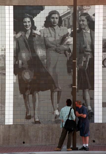 Life stories: Tucsonan immortalized on mural