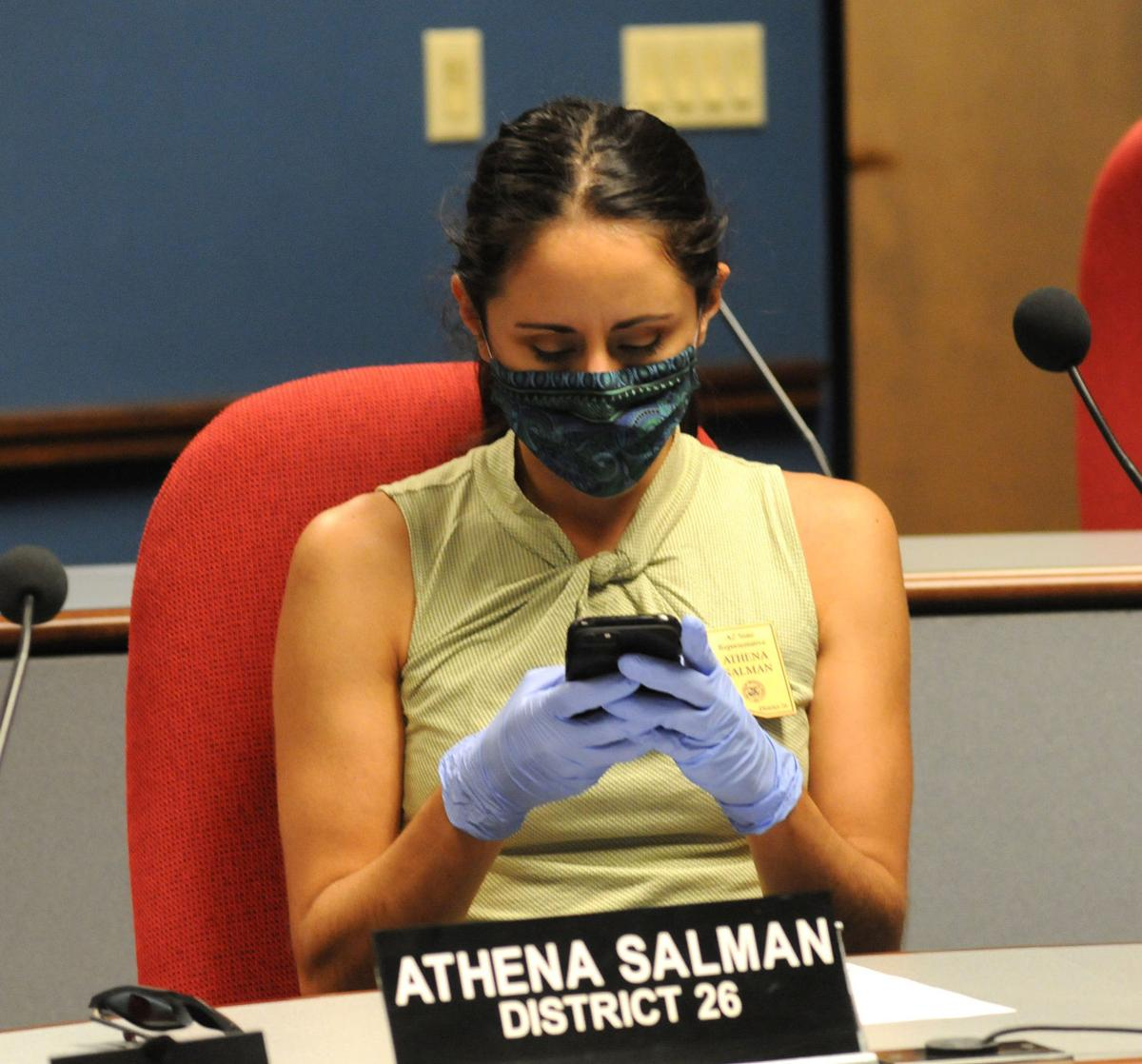 Rep. Athena Salman