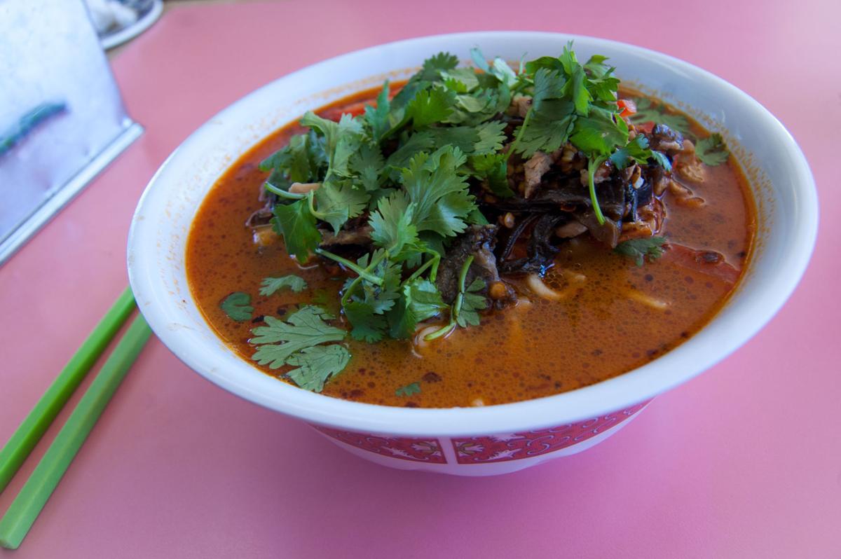 China Pasta House soup