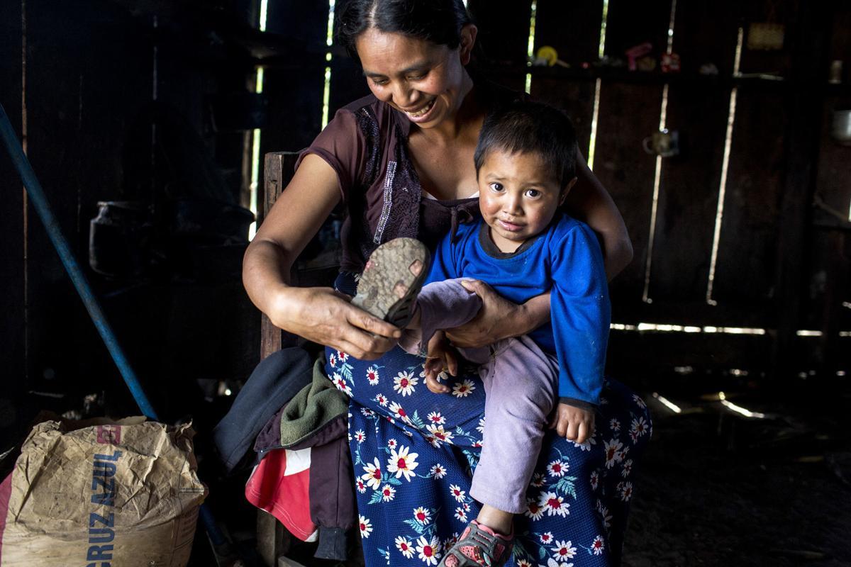 Guatemala migration, Catarina Domingo (LE)