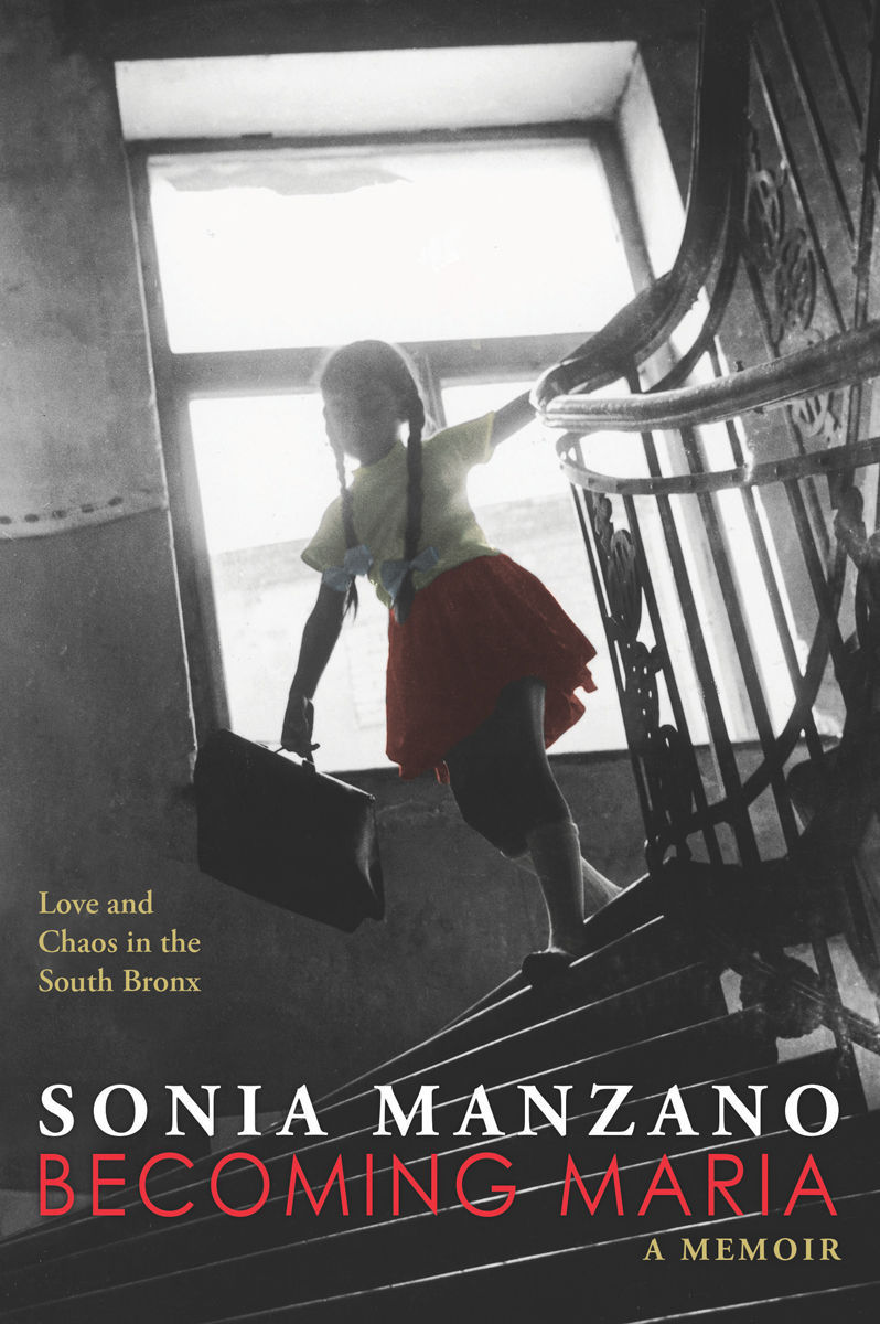 Becoming Maria book cover