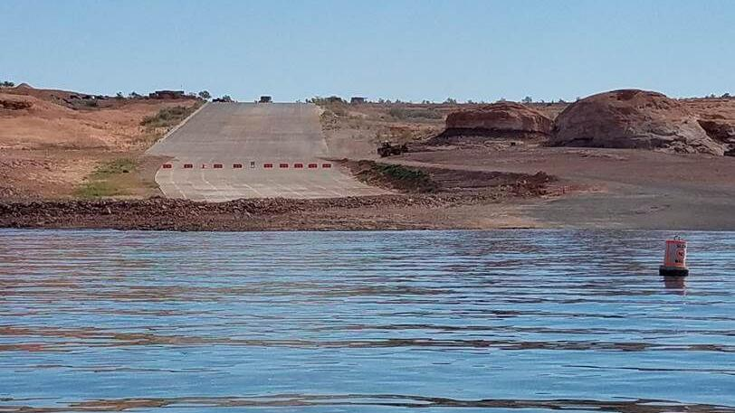 Feds will prop up Lake Powell as it hits record low elevation