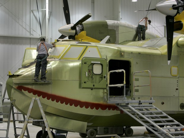 Bombardier set to expand in Tucson