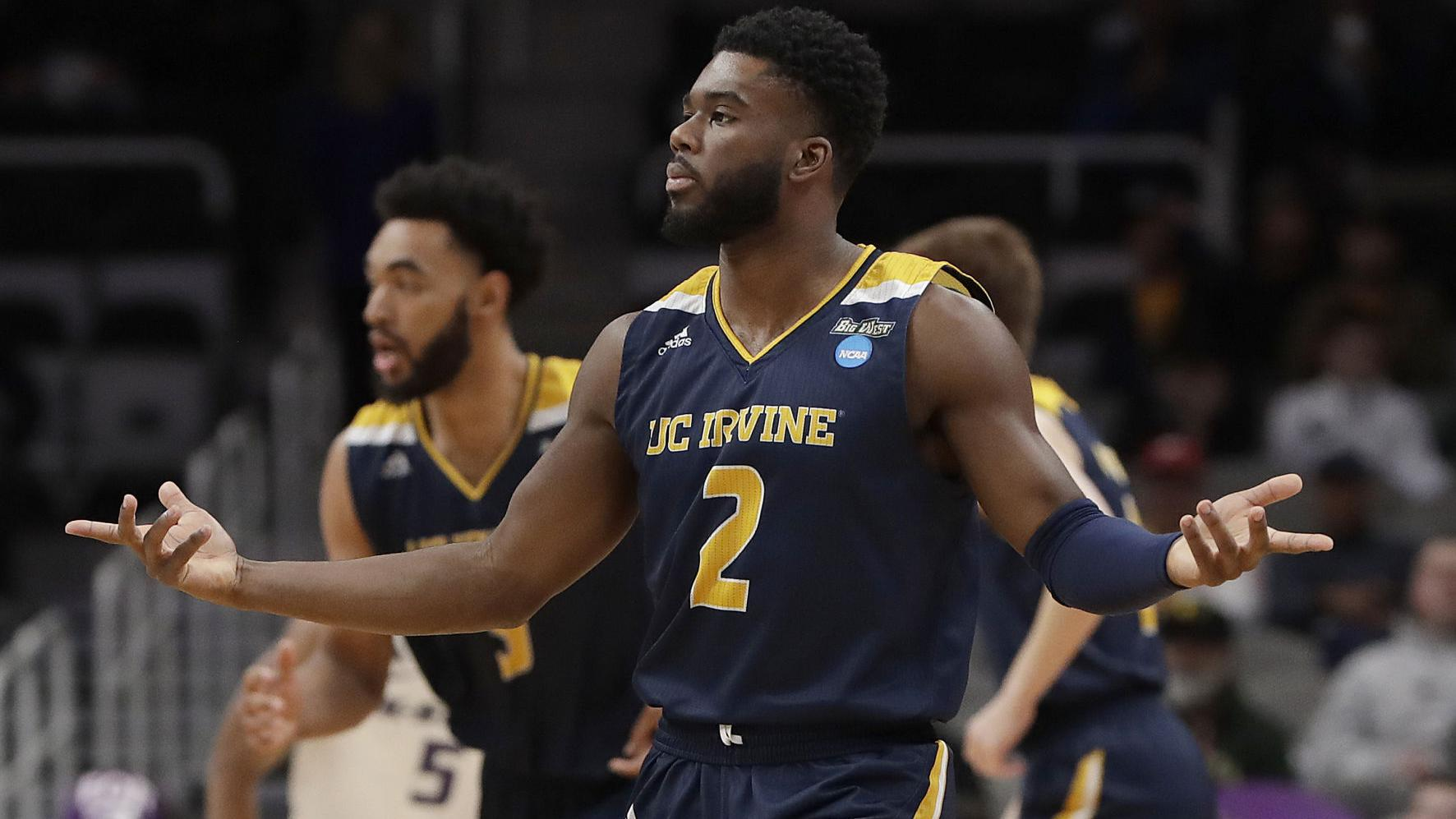 UC Irvine's Max Hazzard could bring veteran presence, shooting touch to Wildcats next season