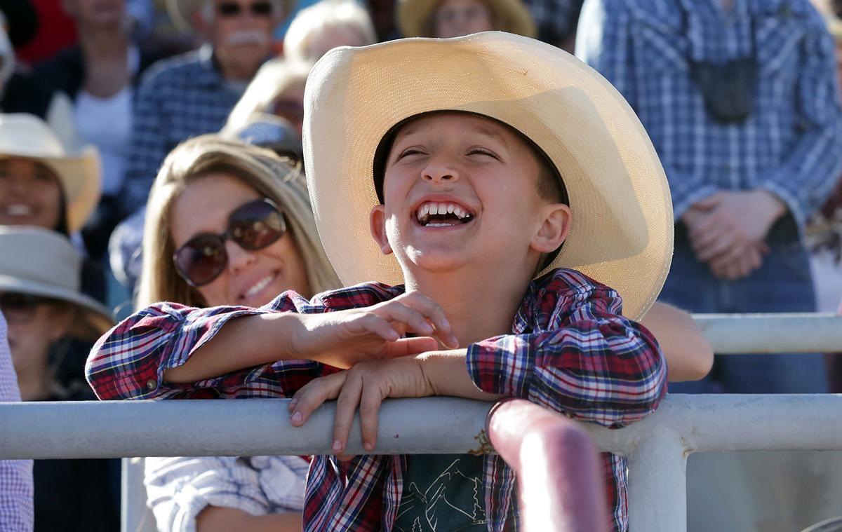 2018 La Fiesta de los Vaqueros Tucson Rodeo