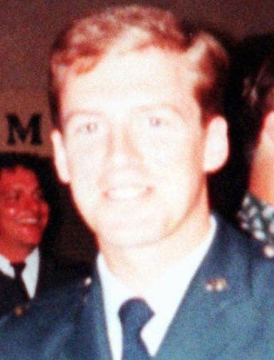 U.S. Air Force Capt. Craig David Button