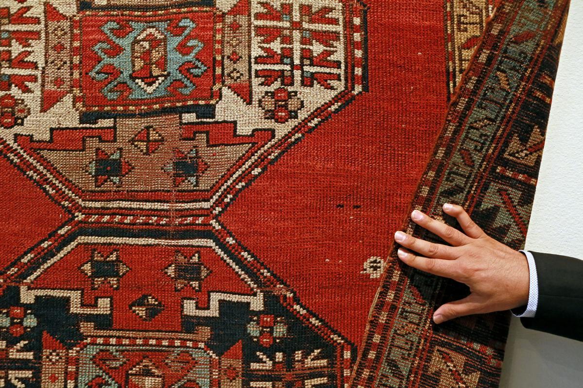 Oriental Rugs of Reza Amindavar