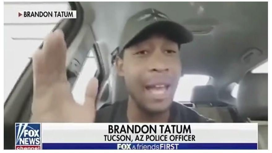 Tucson Police Officer Brandon Tatum