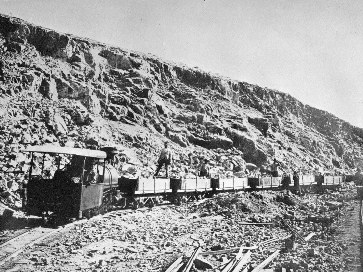 Mine Tales: Clifton-Morenci Mining District