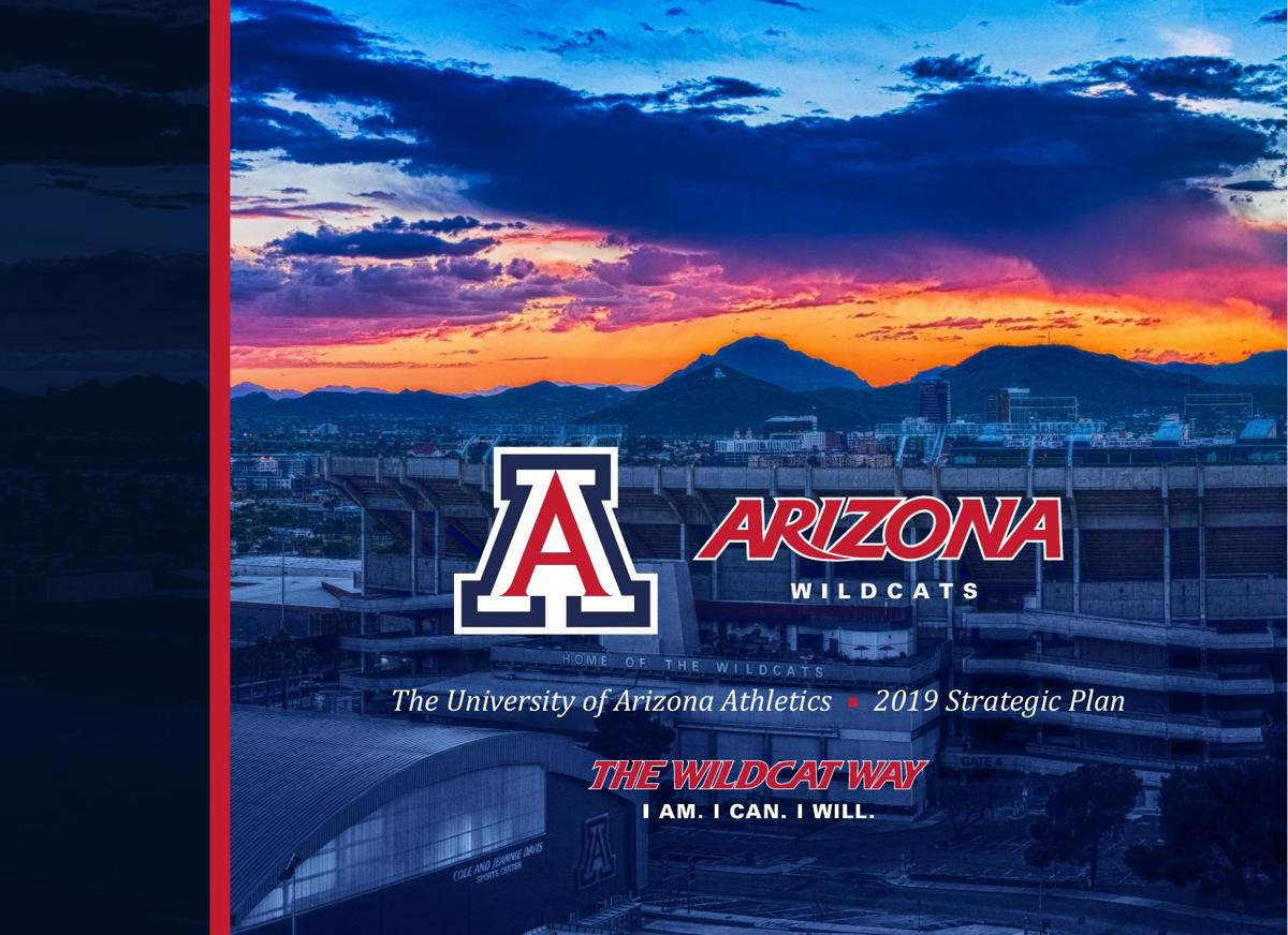 UA athletic department's strategic plan