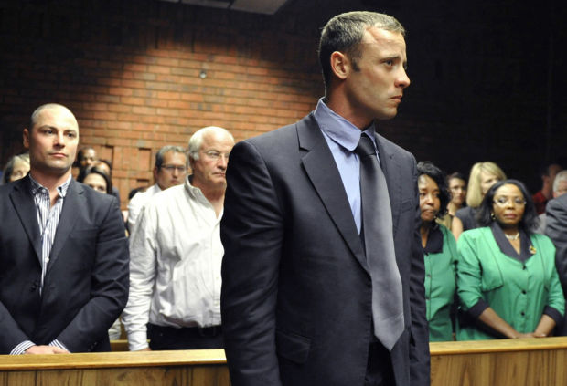 Tuesday: Pistorius weeps at bail hearing