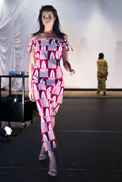 Clothing by Kike Adeeko