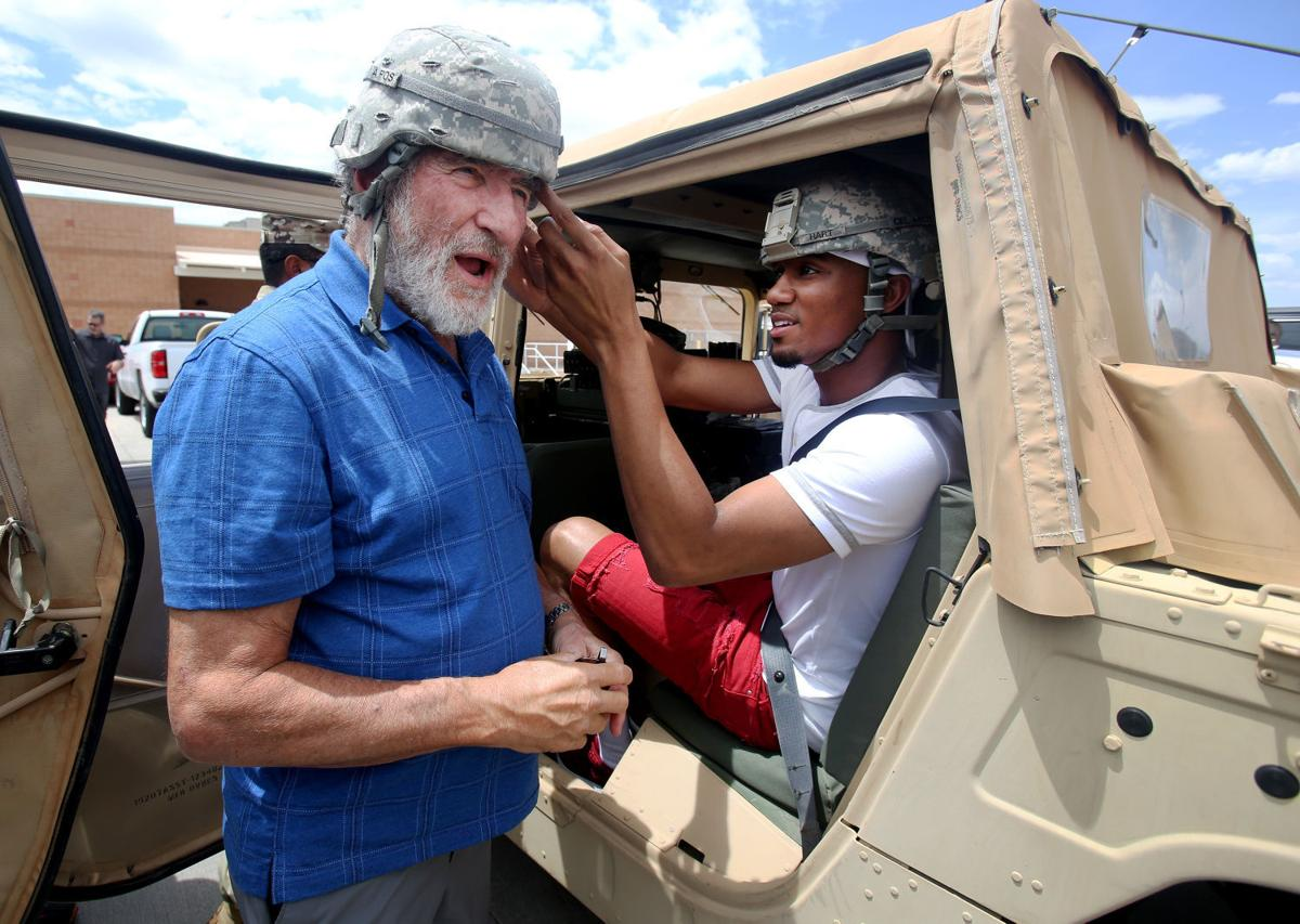 """Independence Day"" stars at Ft. Huachuca"
