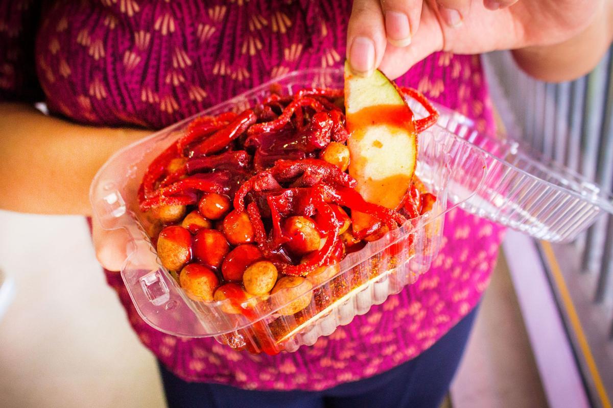 Manzanas Preparadas