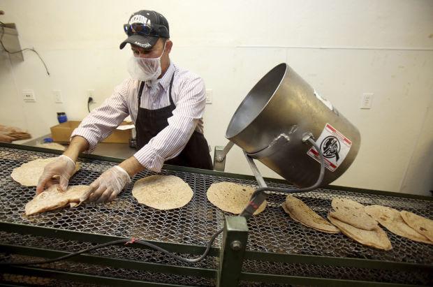 Neto's Tucson: Neto's Tucson: Family tortilla makers go whole grain
