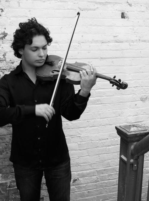 UA Presents Welcomes Yevgeny Kutik, Violin