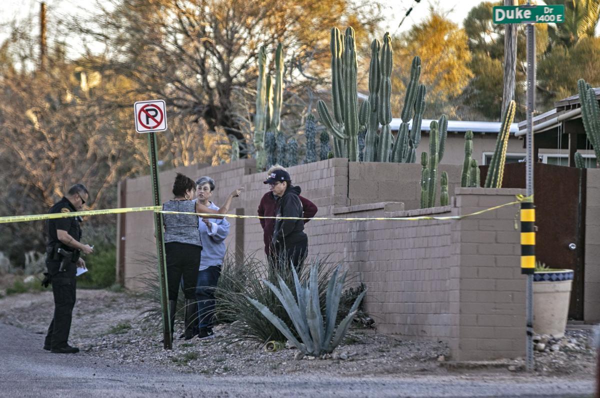 Fire bombing in Tucson