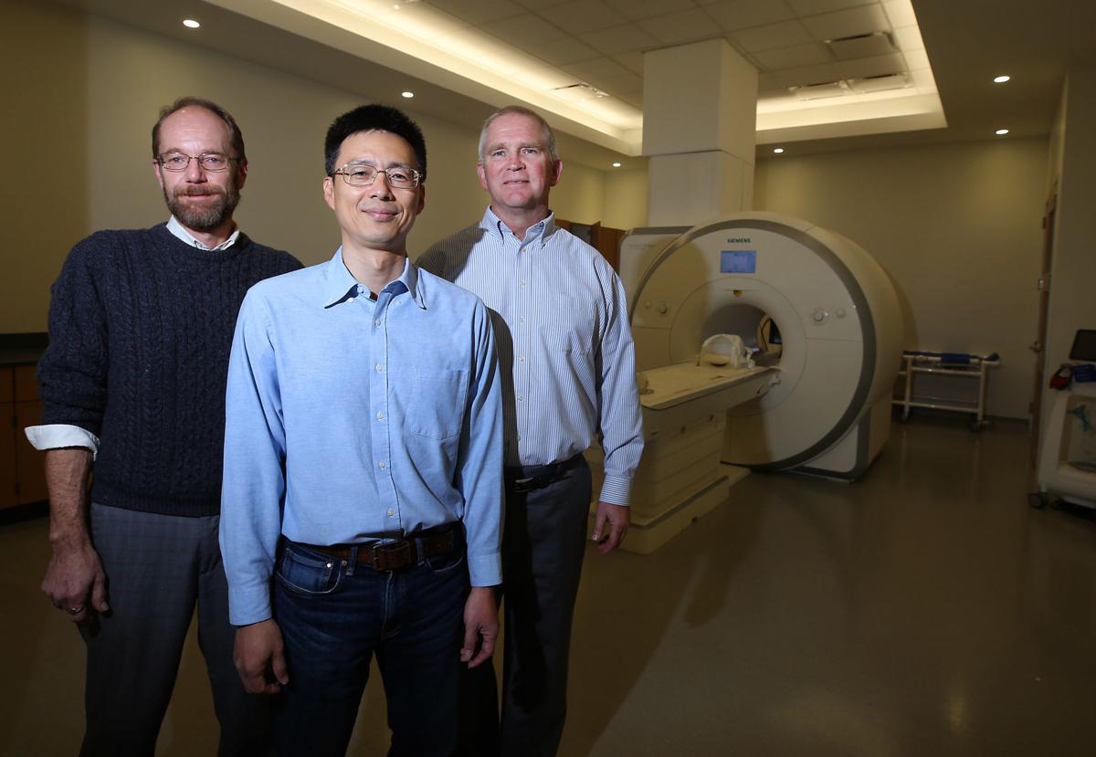 15-minute MRI machine