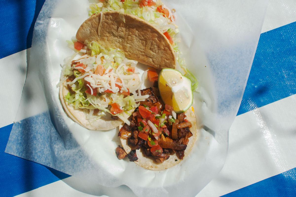 tacos at Maico