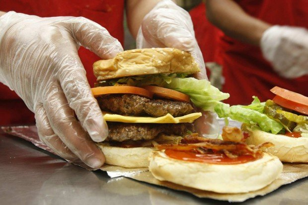 Five Guys No. 1 in new poll