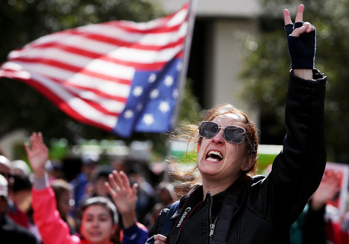 Women's March in Tucson