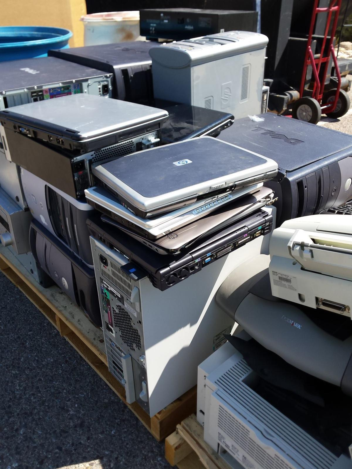 E-Waste Collection Event