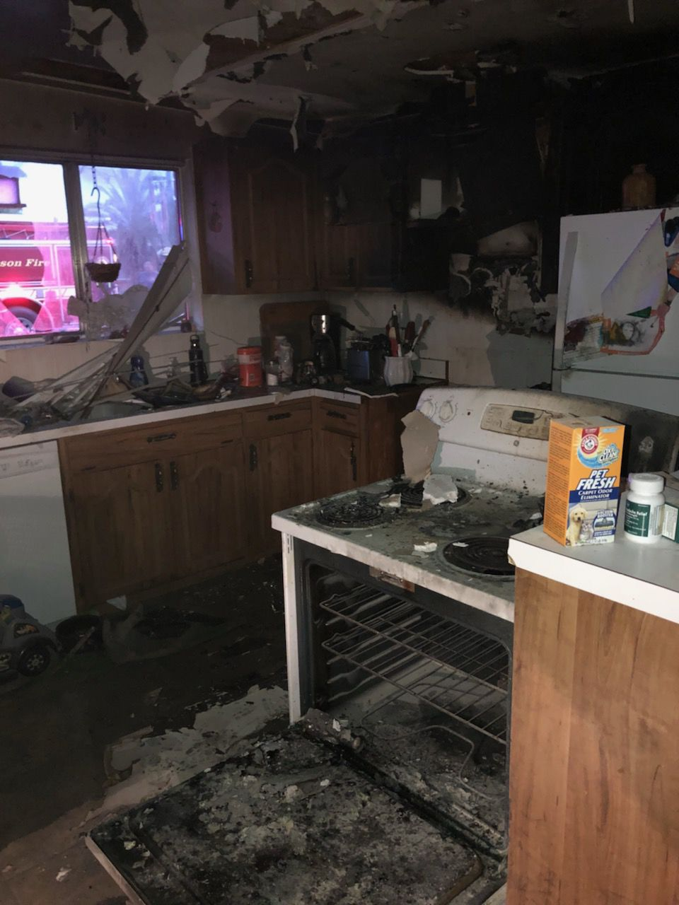 One seriously injured after unattended food causes fire in Tucson home | Tucson.com